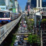 バンコクでの電車の乗り方と電車がお勧めの理由